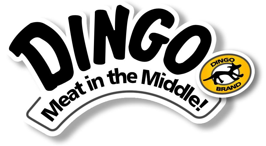 Dingo Made in the USA Dog Treats, Dingo Treats Packaged